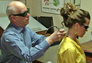 Laser Therapy Chiropractor Berkeley CA